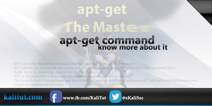 What does the 'sudo apt -get' command do?