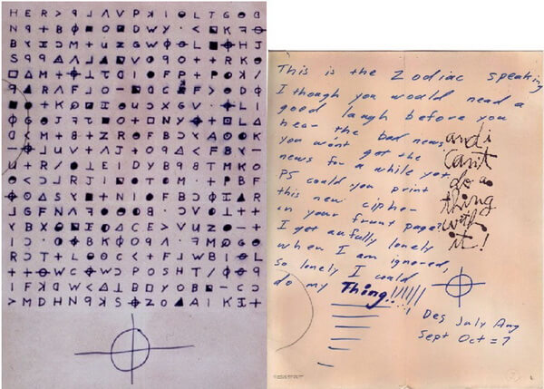 zodiac 408 cipher solved