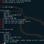 WiFi WPS Attack using Reaver