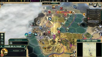 Civilization 5 Scramble for Africa Boers Deity Siege Swakopmund