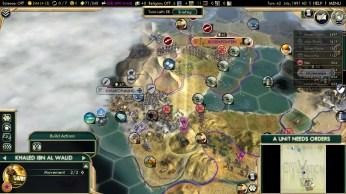 Civilization 5 Scramble for Africa Boers Deity Siege Swakopmund
