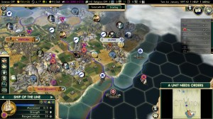 Civilization 5 Scramble for Africa Boers Deity Zulu down
