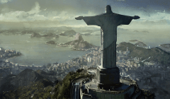 Civilization 5 Wonder - Christo Redentor