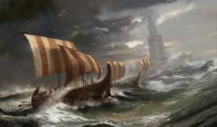Civilization 5 Wonder - Great Lighthouse