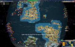 Civilization 4 Deity Victory World Map