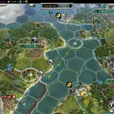 Civilization 5 Into the Renaissance Celts Deity Strategic Roads