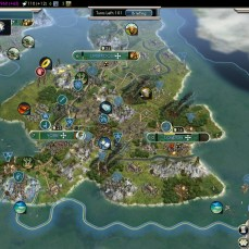 Civilization 5 Into the Renaissance Celts Deity Celtic Britain