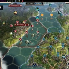 Civilization 5 Into the Renaissance Celts Deity Welsh Longbowmen