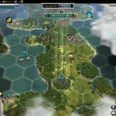 Civilization 5 Into the Renaissance Celts Deity First Steps Rush Liverpool
