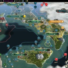 Civilization 5 Into the Renaissance Celts Emperor Celtic Italy