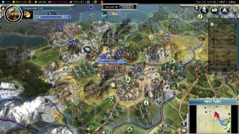 Civilization 5 Into the Renaissance Mehmet the Conqueror Adrianople