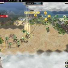 Civilization 5 Into the Renaissance Turks Deity North Africa
