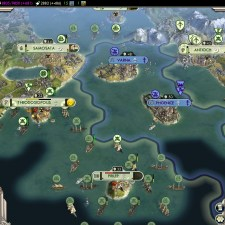 Civilization 5 Into the Renaissance Turks Deity Aegean Sea