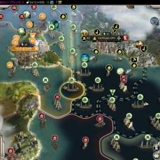 Civilization 5 Into the Renaissance Turks Deity War with Europe