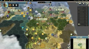 Civilization 5 Into the Renaissance Turks Deity first try overwhelmed