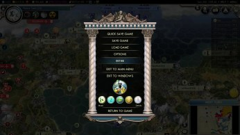 Civilization 5 Into the Renaissance Turks Deity Win