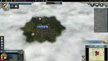 Civilization 5 Into the Renaissance Austria Deity - Metallurgy