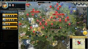Civilization 5 Into the Renaissance Austria Deity - Siege of Belgrade