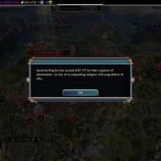 Civilization 5 Into the Renaissance Austria Deity - Score Leader the 1st time