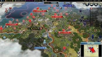 Civilization 5 Into the Renaissance Austria Deity - Habsburg Netherlands