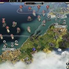 Civilization 5 Into the Renaissance England Deity English Pirates