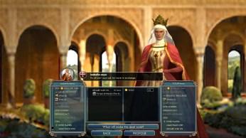 Civilization 5 Into the Renaissance England Deity Bribe Spain vs Almohads