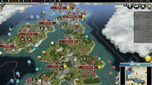 Civilization 5 Into the Renaissance England Deity United Kingdom Win