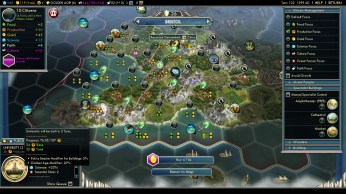 Civilization 5 Into the Renaissance England Deity Micromanage in special cases