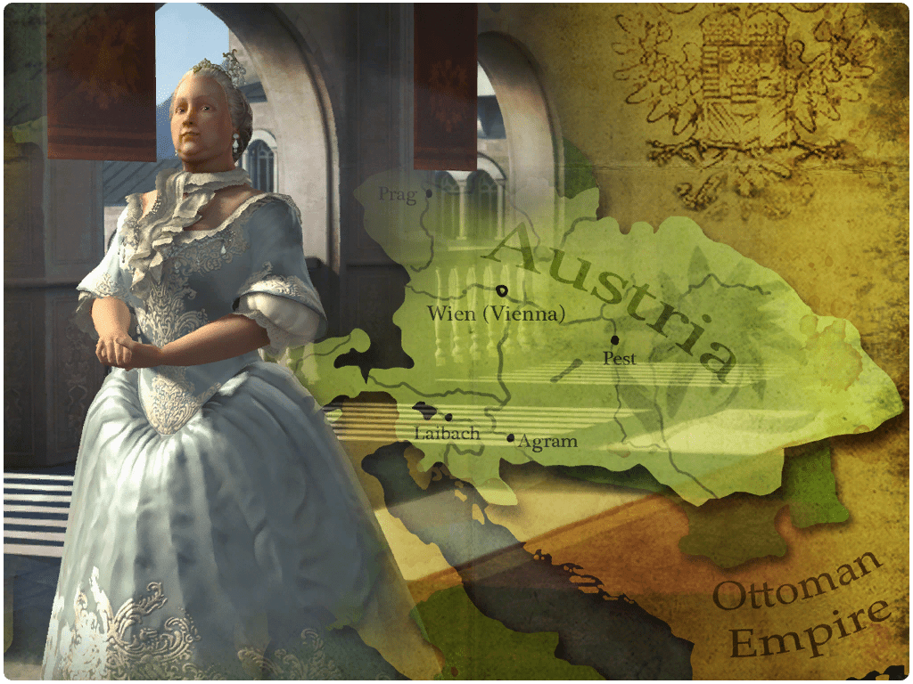 Civilization 5 Maria Theresa
