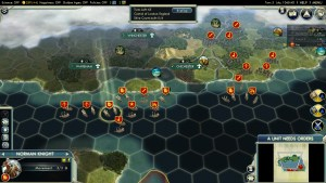 Civilization 5 Year of Viking Destiny - Normandy Deity Invasion