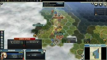 Civilization 5 Year of Viking Destiny Denmark Deity Capture Lincoln and Stamford