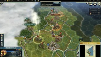 Civilization 5 Year of Viking Destiny Denmark Deity Battle of Nottingham
