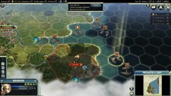 Civilization 5 Year of Viking Destiny Denmark Deity Capture Dover
