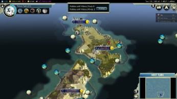 Civilization 5 Paradise Found Tahiti Winning