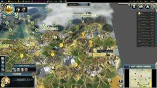 Civilization 5 Into the Renaissance Ayyubids Deity Caucaisan Stalemate