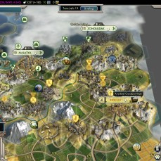Civilization 5 Into the Renaissance Ayyubids Deity Caucaisan Stalemate