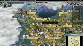 Civilization 5 Into the Renaissance Ayyubids Bosporus