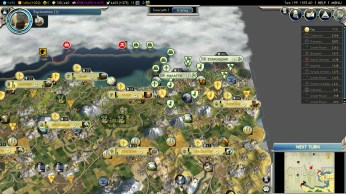 Civilization 5 Into the Renaissance Ayyubids Caucasus