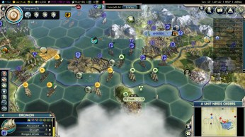Civilization 5 Into the Renaissance Byzantium Deity Doom of the Byzantine Fleet