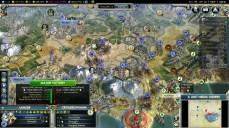 Civilization 5 Into the Renaissance Byzantium Deity Advance on Bodrum