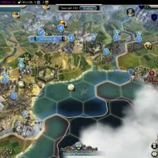 Civilization 5 Into the Renaissance France Deity bombing Toledo