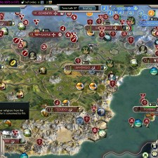 Civilization 5 Into the Renaissance Spain Deity Can't convert to Islam