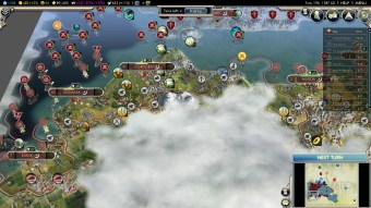 Civilization 5 Into the Renaissance Spain Deity Almohad Counter Attack