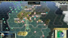 Civilization 5 Samurai Invasion of Korea China Deity Chinese Fleet