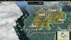 Civilization 5 Samurai Invasion of Korea Japan Deity Chinese Liberation Army