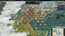 Civilization 5 Samurai Invasion of Korea Japan Deity Gates of Beijing