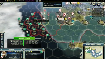 Civilization 5 Samurai Invasion of Korea Japan Deity Next Chinese Wave
