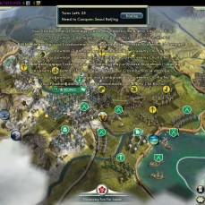 Civilization 5 Samurai Invasion of Korea Manchu Deity Fail Heavy Losses