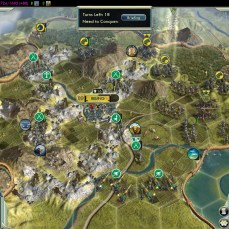 Civilization 5 Samurai Invasion of Korea Emperor Fu Manchu Steam Achievement